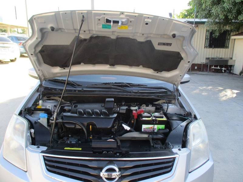 2012 Nissan Sentra 2.0 S 4dr Sedan - San Antonio TX