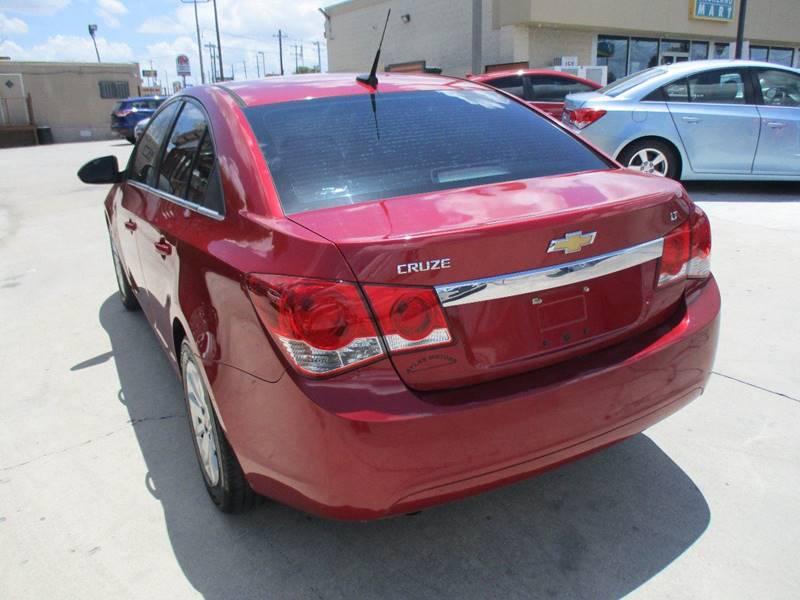 2011 Chevrolet Cruze LT 4dr Sedan w/1LT - San Antonio TX