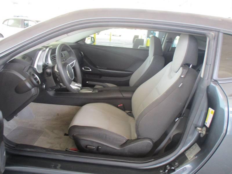 2010 Chevrolet Camaro LT 2dr Coupe w/1LT - San Antonio TX