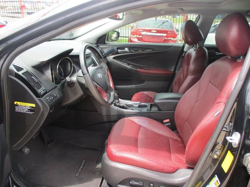 2011 Hyundai Sonata Limited 4dr Sedan - San Antonio TX