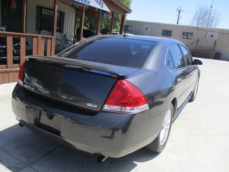 2013 Chevrolet Impala LTZ 4dr Sedan - San Antonio TX