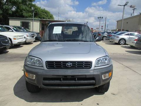 1998 Toyota RAV4 for sale in San Antonio, TX