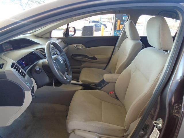 2012 Honda Civic LX 4dr Sedan 5A - San Antonio TX