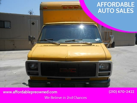 1993 GMC Vandura for sale in San Antonio, TX