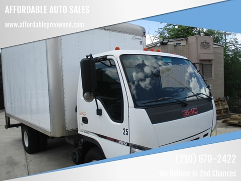2006 GMC W4500 for sale in San Antonio, TX