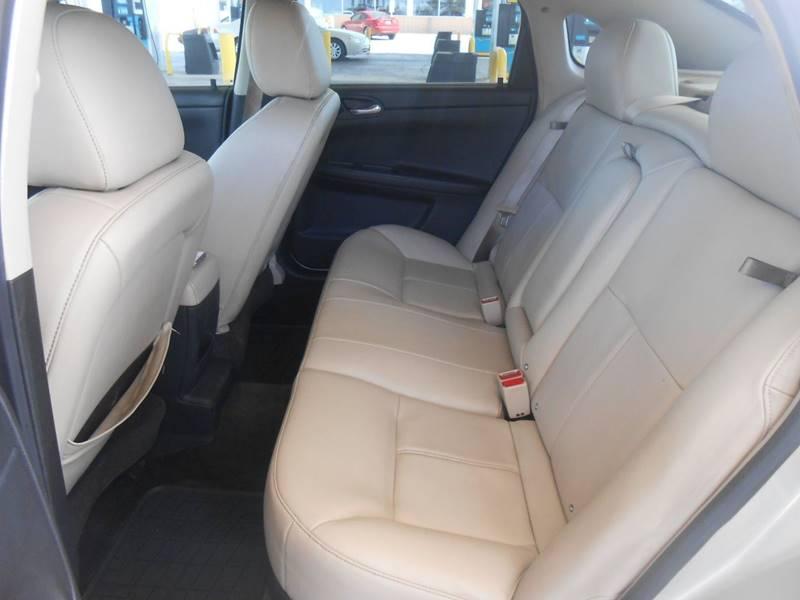2012 Chevrolet Impala LTZ 4dr Sedan - San Antonio TX