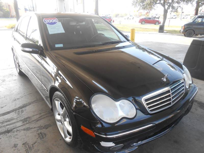 2006 Mercedes-Benz C-Class C230 Sport 4dr Sedan - San Antonio TX