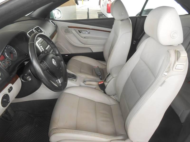 2008 Volkswagen Eos Lux 2dr Convertible 6A - San Antonio TX