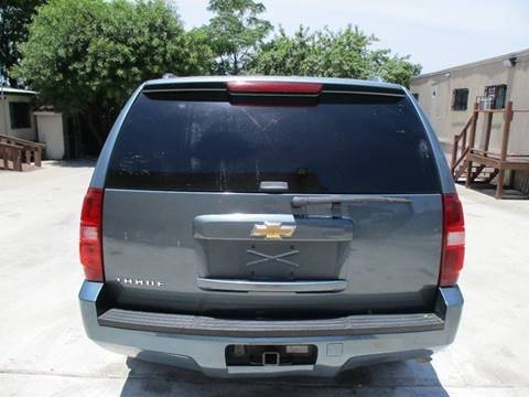 2009 Chevrolet Tahoe 4x2 LS 4dr SUV - San Antonio TX