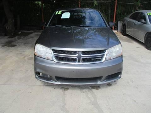 2012 Dodge Avenger for sale in San Antonio, TX
