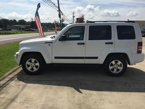 2011 Jeep Liberty for sale in Millville, PA