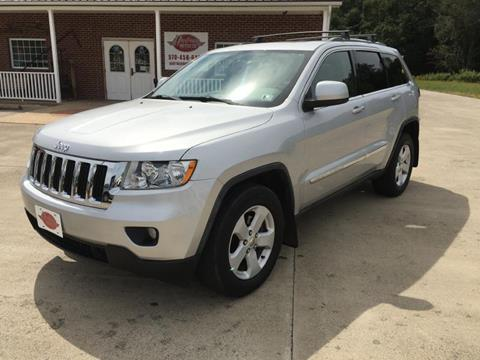 2011 Jeep Grand Cherokee for sale in Millville, PA