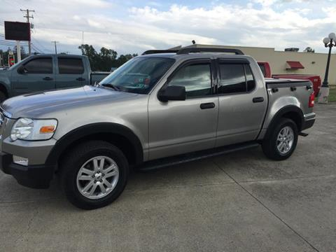 2008 Ford Explorer Sport Trac for sale in Millville, PA