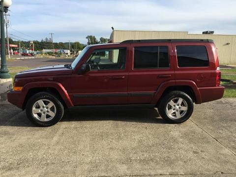 2007 Jeep Commander for sale in Millville, PA