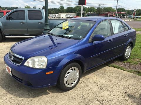 2006 Suzuki Forenza for sale in Millville, PA