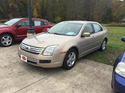 2007 Ford Fusion for sale in Millville, PA