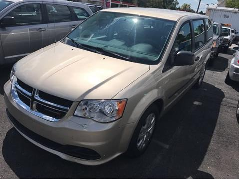 2015 Dodge Grand Caravan for sale in Baltimore, MD