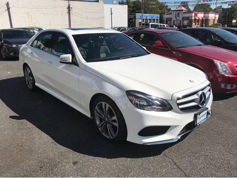 2016 Mercedes-Benz E-Class for sale in Baltimore, MD