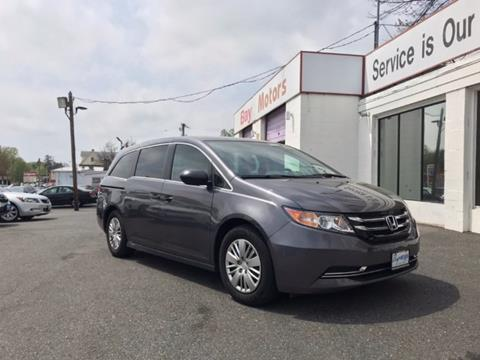 2017 Honda Odyssey for sale in Baltimore, MD