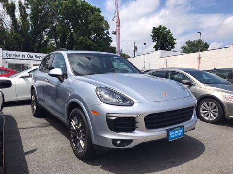 2017 Porsche Cayenne for sale in Baltimore, MD