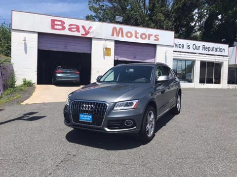 2017 Audi Q5 for sale at Bay Motors Inc in Baltimore MD