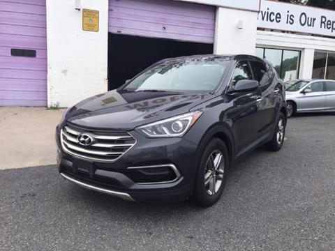 2017 Hyundai Santa Fe Sport for sale at Bay Motors Inc in Baltimore MD