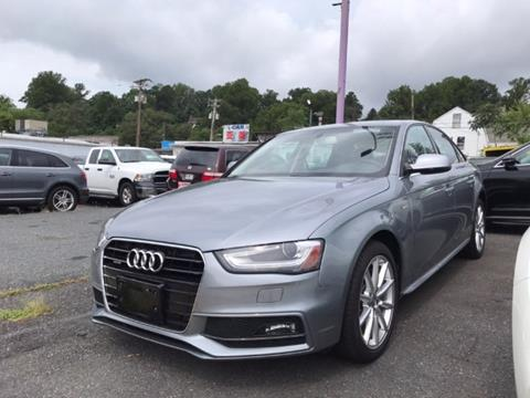 2016 Audi A4 for sale at Bay Motors Inc in Baltimore MD