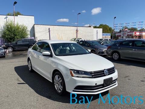 2017 Volkswagen Jetta for sale at Bay Motors Inc in Baltimore MD