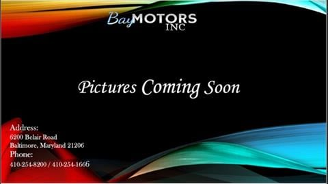 2001 Volkswagen New Beetle for sale at Bay Motors Inc in Baltimore MD
