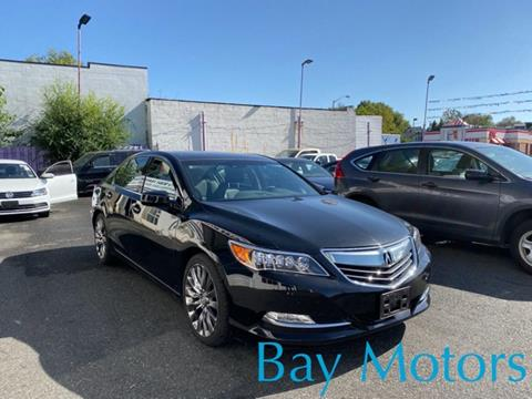 2016 Acura RLX for sale at Bay Motors Inc in Baltimore MD