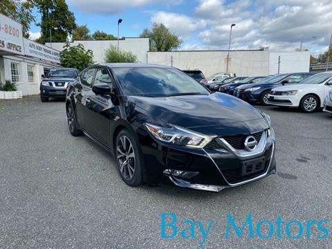 2017 Nissan Maxima for sale at Bay Motors Inc in Baltimore MD