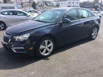 2015 Chevrolet Cruze for sale in Baltimore, MD