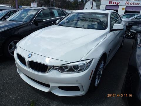 2014 BMW 4 Series for sale in Baltimore MD