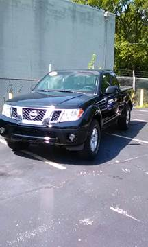 2012 Nissan Frontier for sale in Henderson, KY