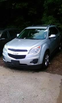 2012 Chevrolet Equinox for sale in Henderson, KY