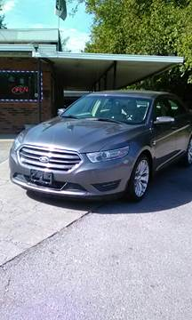 2013 Ford Taurus for sale in Henderson, KY