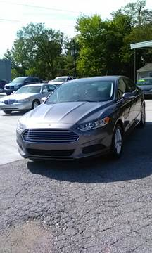 2014 Ford Fusion for sale in Henderson, KY