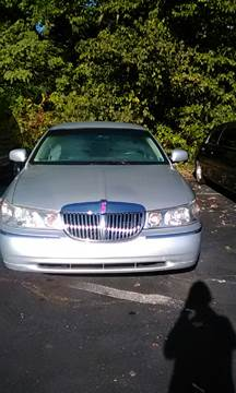 1999 Lincoln Town Car for sale in Henderson, KY