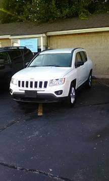 2011 Jeep Compass for sale in Henderson, KY