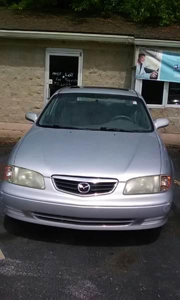 2002 Mazda 626 LX V6 4dr Sedan   Henderson KY