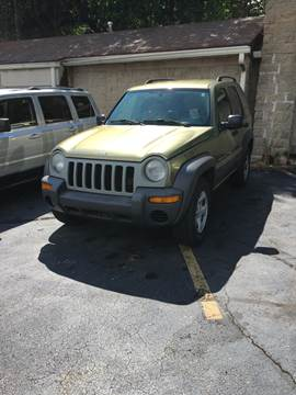 2003 Jeep Liberty for sale in Henderson, KY