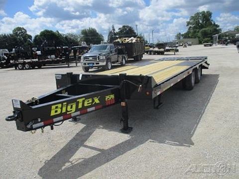 2017 Big Tex 25PH-20BK+5MR