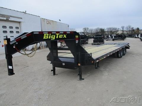 2018 Big Tex  Gooseneck 22GN-25BK+5MR