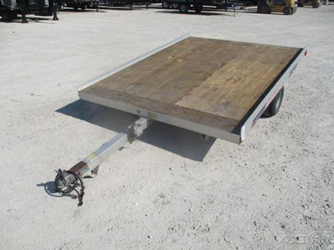 2002 Triton Aluminum Single Axle Utility U for sale in Sycamore, IL