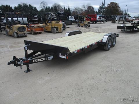 2019 Rice Trailers Equipment FMCMR8220 for sale in Sycamore, IL