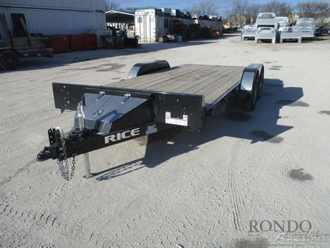 2019 Rice Trailers Car Hauler FMC8218 for sale in Sycamore, IL