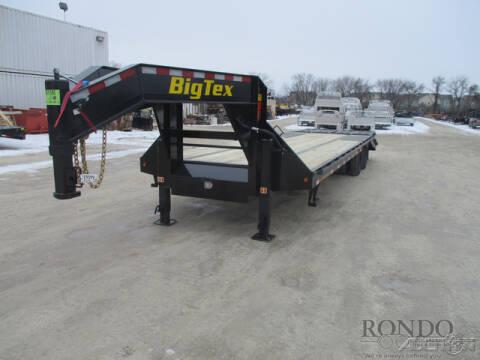 2019 Big Tex Gooseneck 25GN-25BK+5MR for sale in Sycamore, IL
