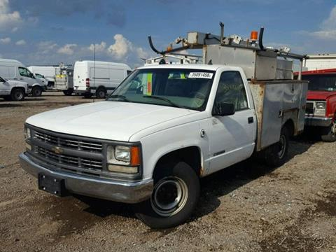 2000 Chevrolet C/K 3500 Series for sale in Sycamore, IL