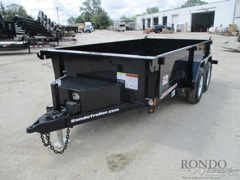 2019 Liberty Dump LD10K72X12LP for sale in Sycamore, IL