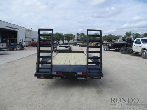 2020 Rice Trailers Equipment FMEHR8220